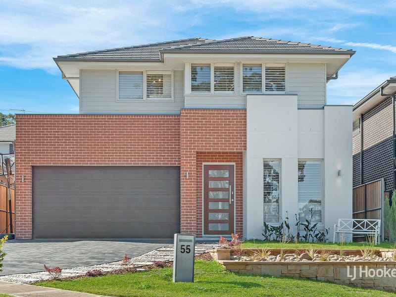 55 Cocoparra Circuit, North Kellyville, NSW 2155