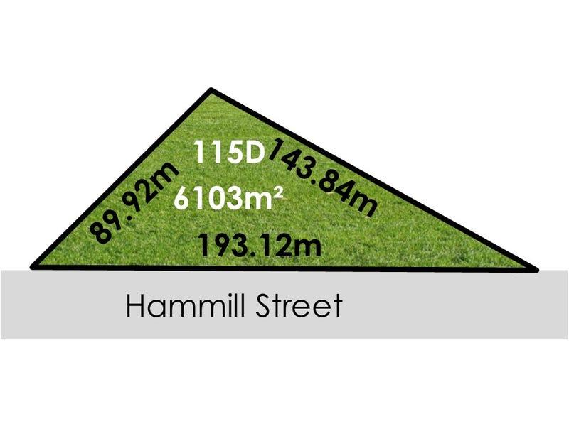 Lot 115D, 81 Hammill Street, Kangaroo Flat, Vic 3555