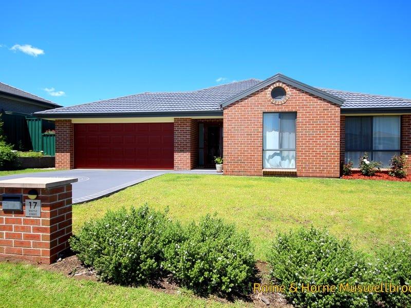 17 Wattle Street, Muswellbrook, NSW 2333