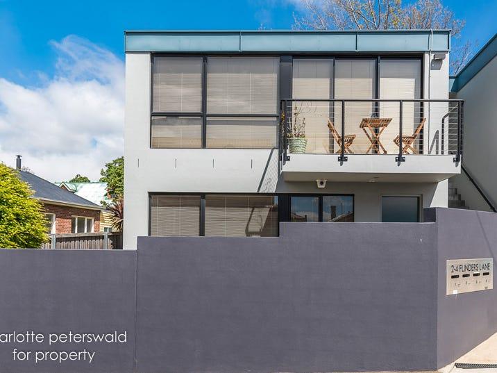 4/2-4 Flinders Lane, Sandy Bay, Tas 7005