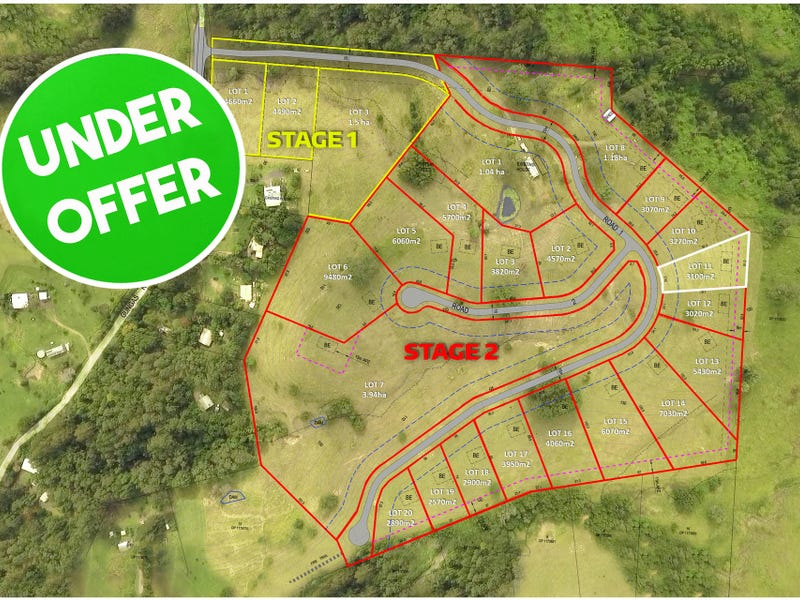 Lot 11, 198 Gungas Road, Nimbin, NSW 2480