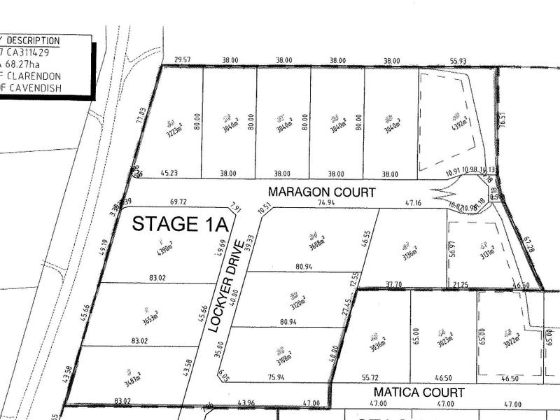 Lot 35 Maragon Court, Adare