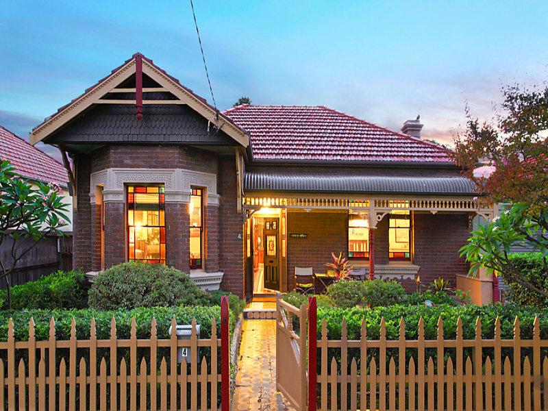 4 Rayner Street, Lilyfield, NSW 2040