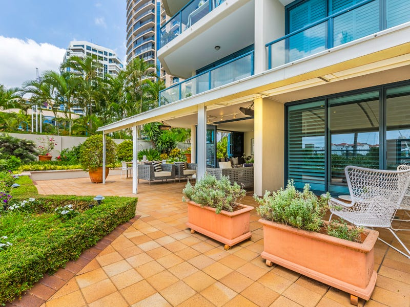 4/8 Goodwin Street, Kangaroo Point, Qld 4169