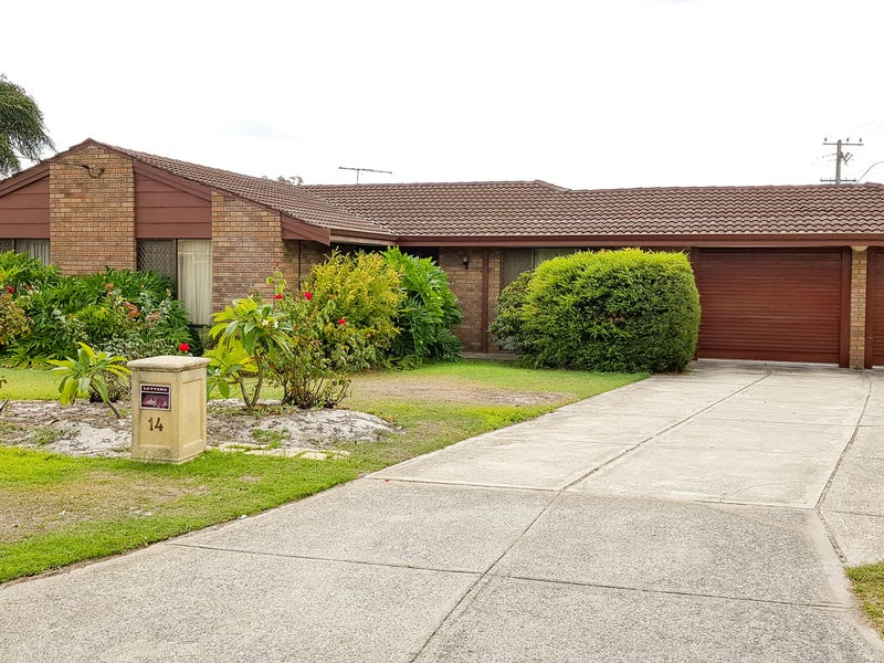 14 Illyarrie Place, Willetton, WA 6155