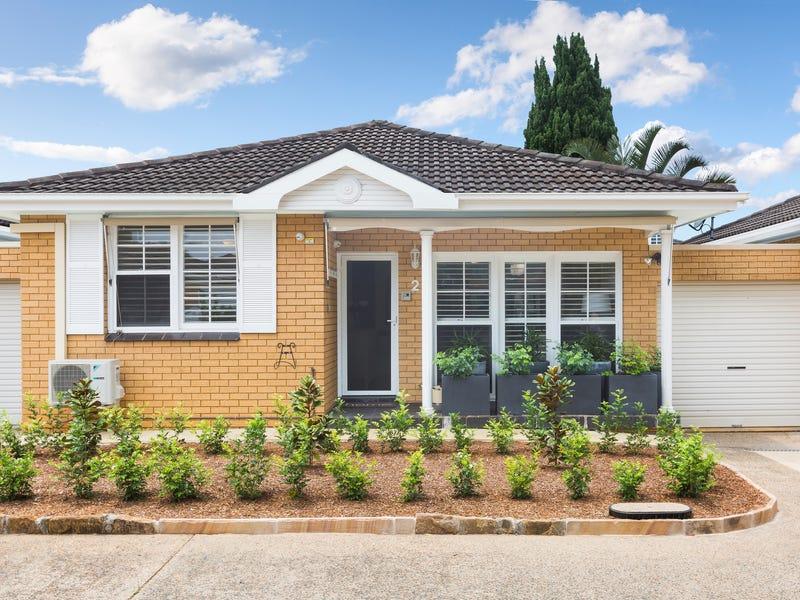 2/23-25 Fontainebleau Street, Sans Souci, NSW 2219