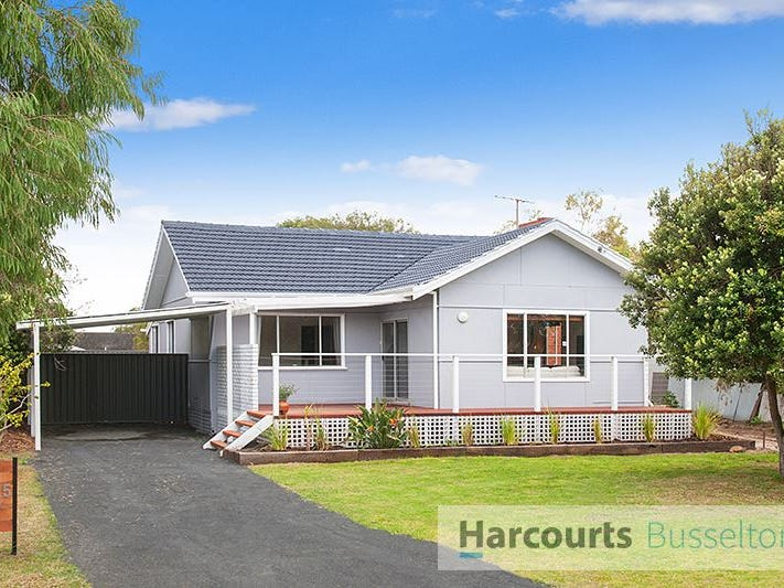5 Maxted Street, West Busselton, WA 6280