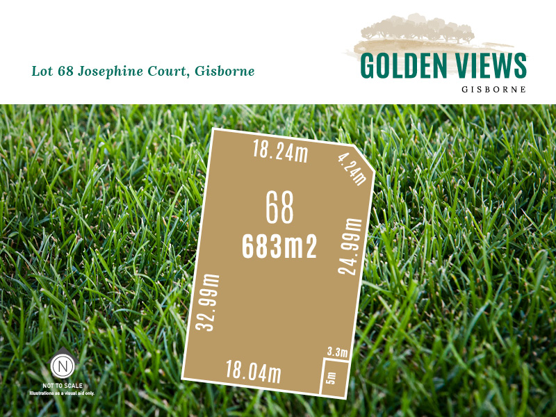 Lot 68, Sir Guy Court (Golden Views), Gisborne, Vic 3437