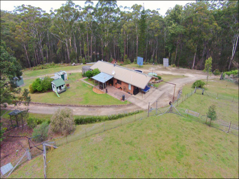 1137 Wheelbarrow Ridge Rd, Colo Heights, NSW 2756