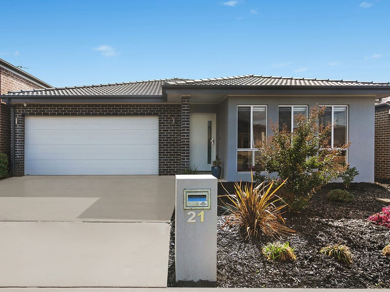 21 Ken Tribe Street, Coombs, ACT 2611