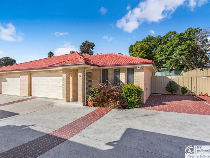 12/19-21 Kenneth Ave, Baulkham Hills, NSW 2153