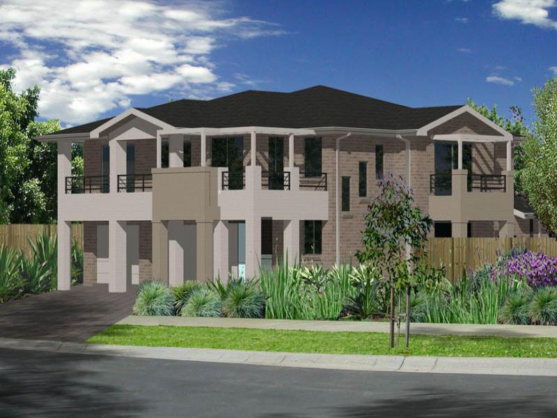 Lot 301 Paringa Drive, The Ponds, NSW 2769