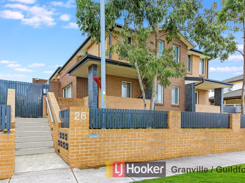 2/26 Rowley Road, Guildford, NSW 2161