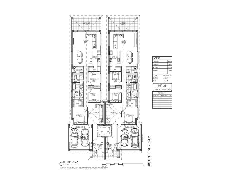 21 Nixon Street, Marion, SA 5043 - floorplan