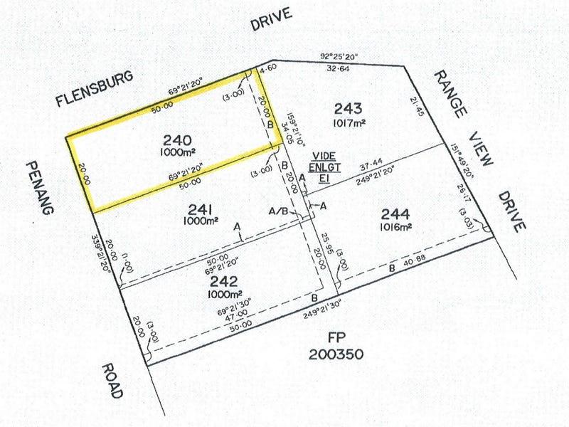Lot 240 Penang Road, Weeroona Island, SA 5495