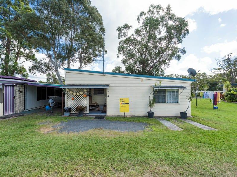 Site 21 Bimbimbi Caravan Park, Iluka Road, Woombah, NSW 2469