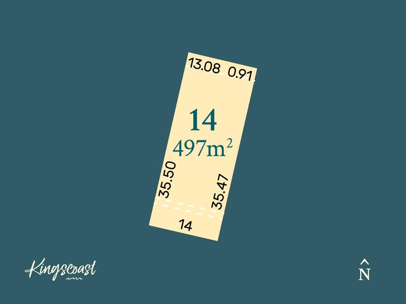 Lot 14, Bowen Way, Cudgen, NSW 2487