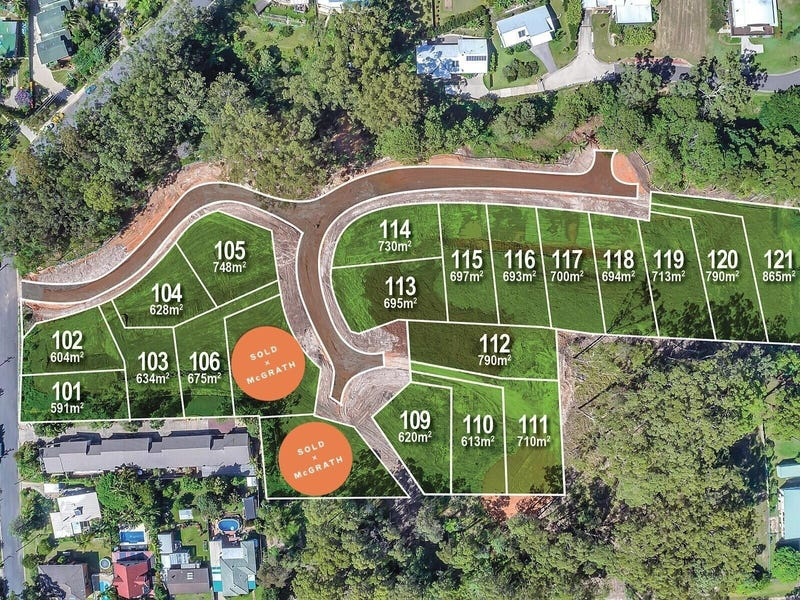 Proposed Lot 108 being part lot 135 Forest Road, Nambucca Heads, NSW 2448