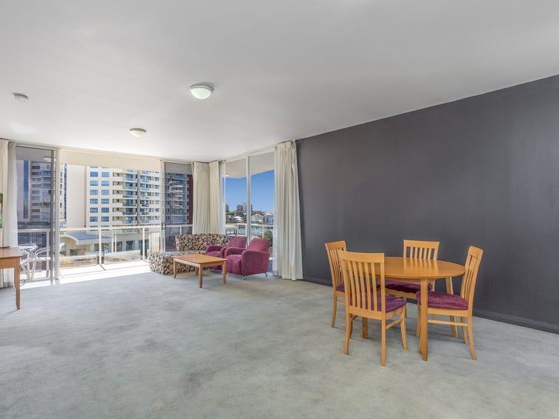1/26 Cairns Street, Kangaroo Point, Qld 4169