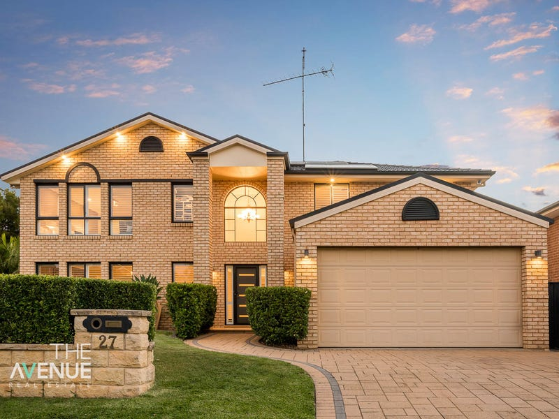 27 Emlyn Place, Beaumont Hills, NSW 2155