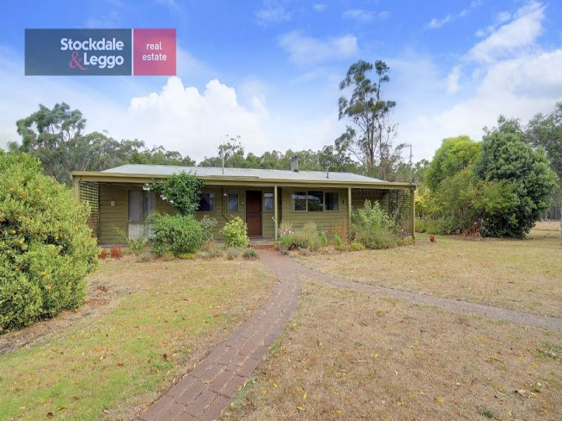 245 NAPIER ROAD, Won Wron, Vic 3971