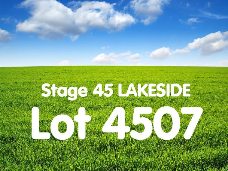 Lot 4507, Lot 4507 Cnr Rd No. 27 & Burrell Rd, Spring Farm, NSW 2570