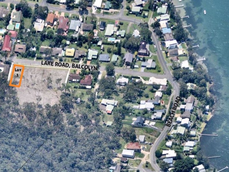 Lot 1, Lake Road, Balcolyn, NSW 2264
