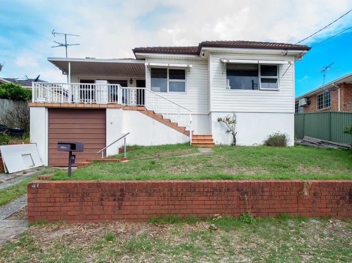 41 Wassell Street, Chifley, NSW 2036