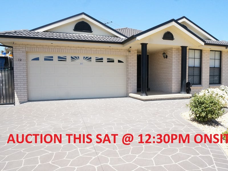 32 Quiros Ave, Fairfield West, NSW 2165