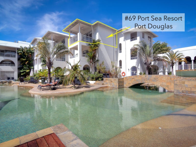 69 Portsea/70 Davidson Street, Port Douglas, Qld 4877