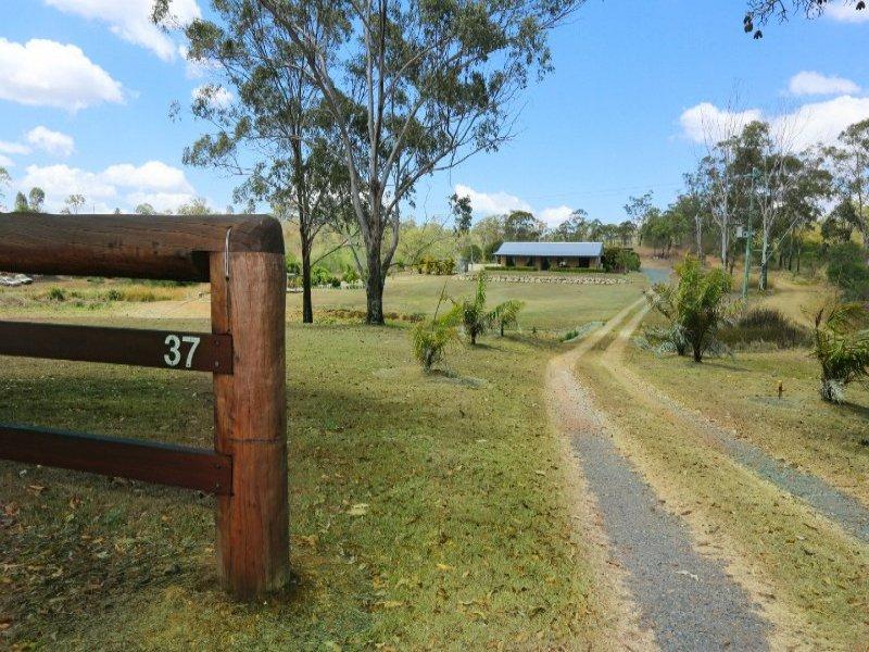 37 Mount Larcom Bracewell Road, Mount Larcom, Qld 4695