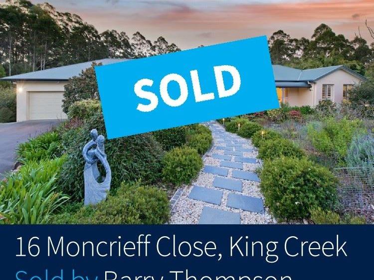 16 Moncrieff Close, King Creek, NSW 2446