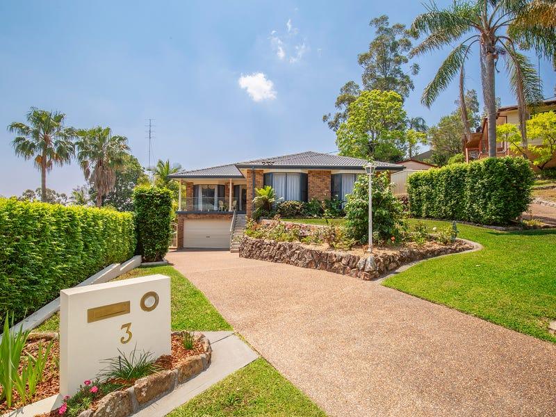 3 Cartella Place, Macquarie Hills, NSW 2285