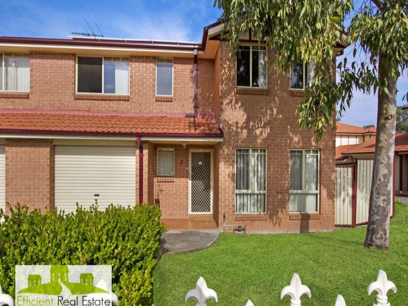 2/14 METHVEN STREET, Mount Druitt, NSW 2770