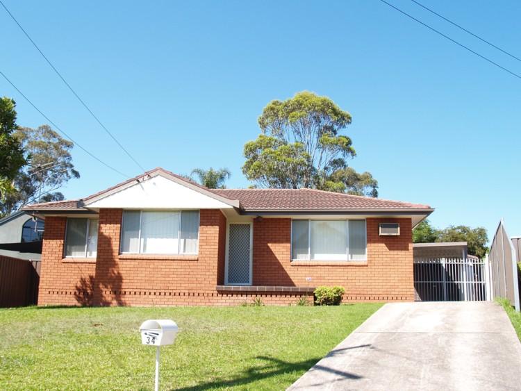 34 Sutton Road, Cambridge Park, NSW 2747