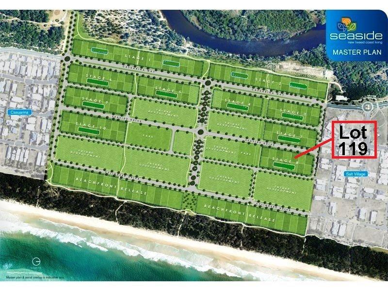 Lot 119 Seaside, Kingscliff, NSW 2487