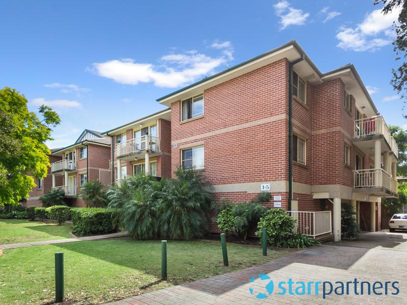 9/1-5 St Ann Street, Merrylands, NSW 2160