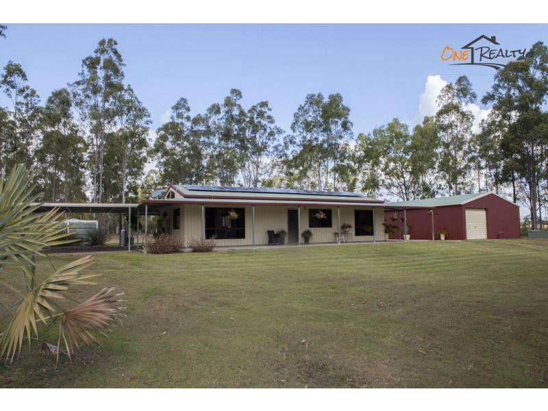46 Royal Oak Road, Pioneers Rest, Qld 4650