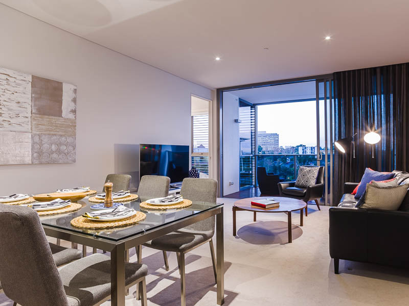 701/8 Adelaide Terrace, East Perth