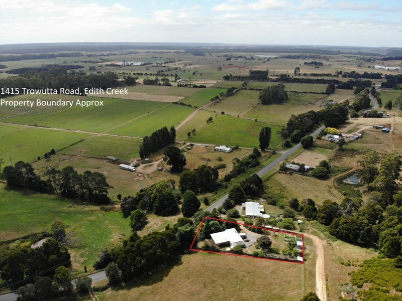 1415 Trowutta Road, Edith Creek, Tas 7330