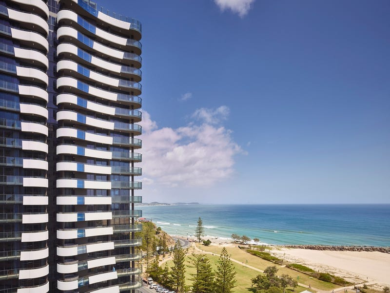 1501/60 Marine Parade 'Sanbano Apartments', Coolangatta, Qld 4225