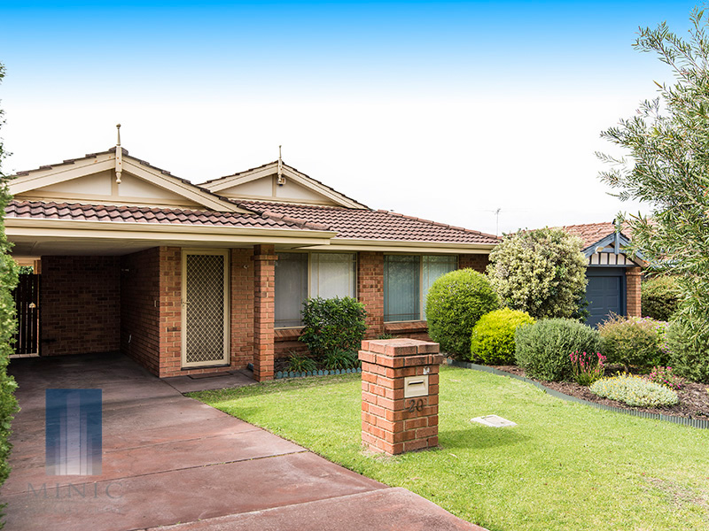 20 Brockman Retreat, Bentley, WA 6102