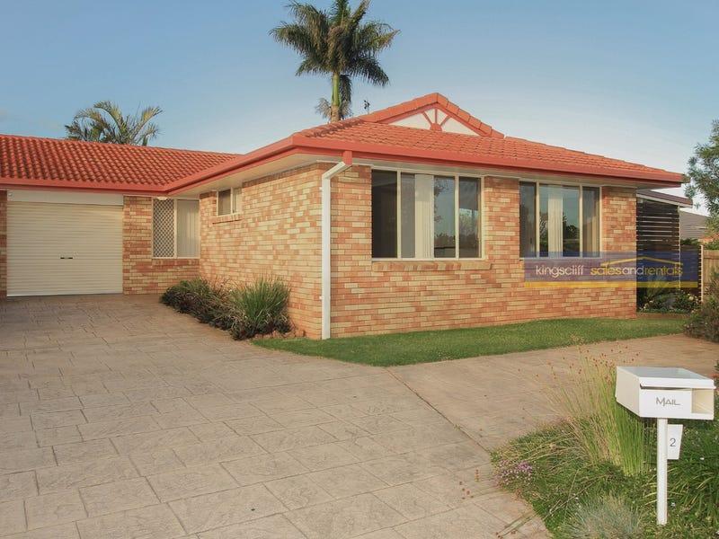 2/13 Guilfoyle Place, Cudgen, NSW 2487