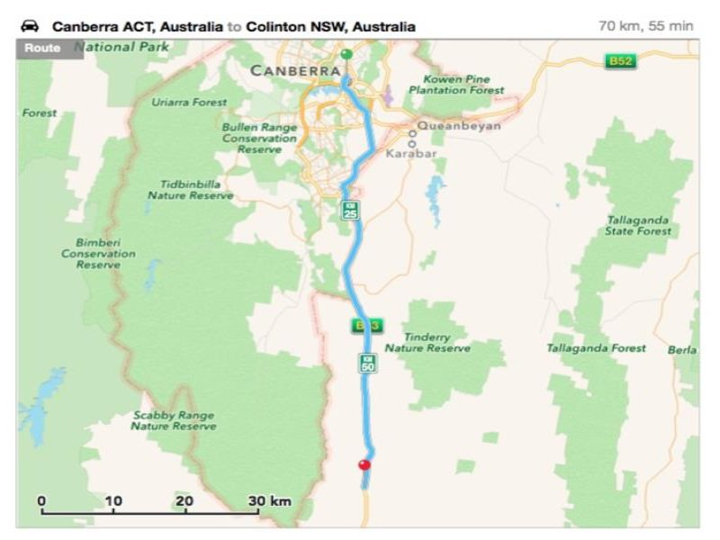 9 Manaro Highway, Colinton, NSW 2626
