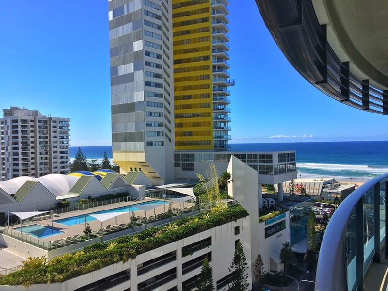 Unit @ 'Oracle' 1 Oracle Blvd, Broadbeach