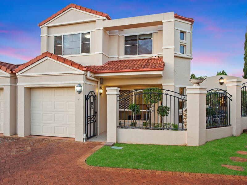 Unit 4/4 Mannuem Court, Rangeville, Qld 4350