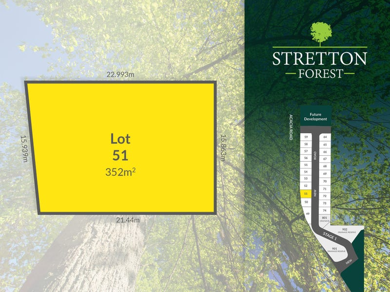 Proposed Lot 51 Acacia Road, Karawatha