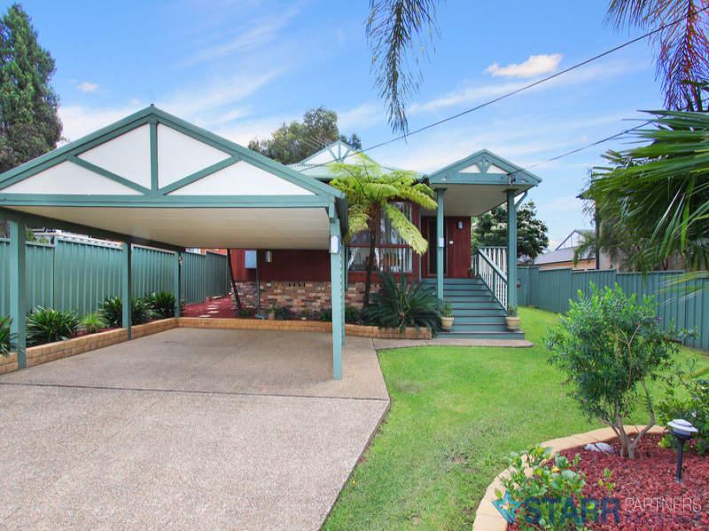 7 Minchinbury Street, Eastern Creek, NSW 2766