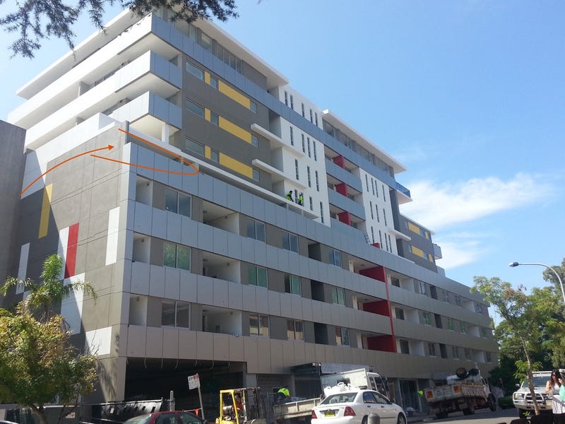 Level 6/1 Belmore Street, Burwood