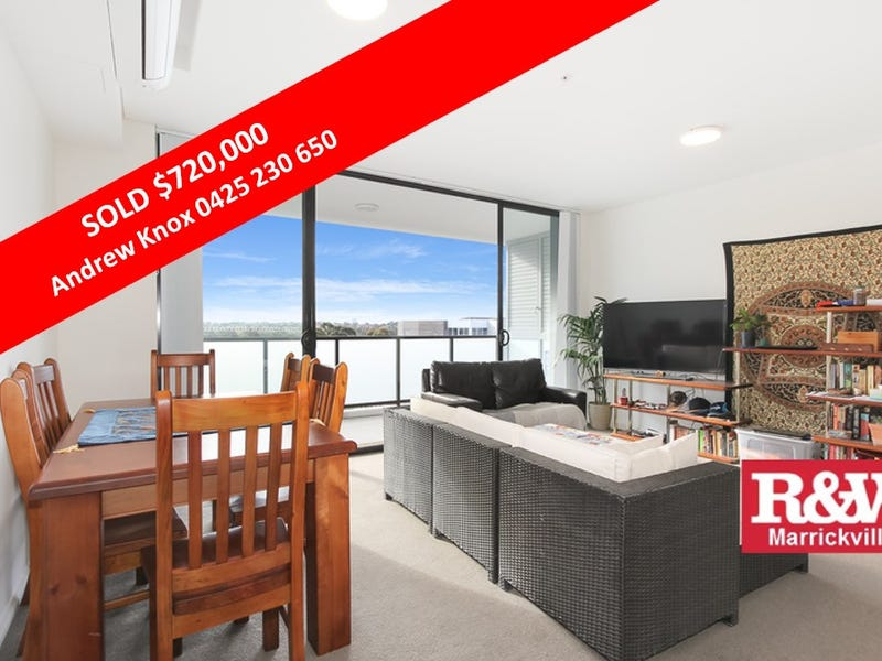 605/2A Charles Street, Canterbury, NSW 2193